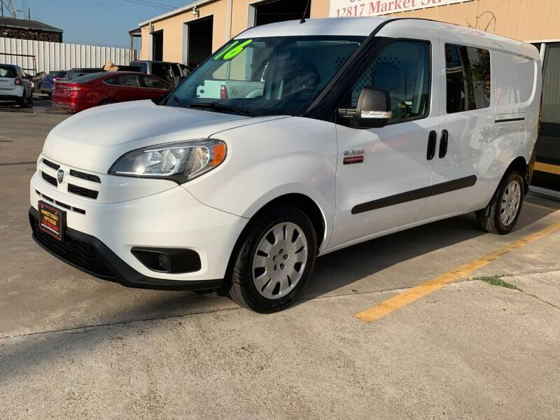 2016 RAM ProMaster City Wagon for sale at Market Street Auto Sales INC in Houston TX