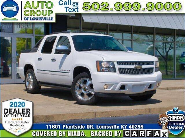 Used Chevrolet Avalanche For Sale In Louisville Ky Carsforsale Com