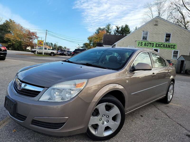 2008 Saturn Aura for sale at J's Auto Exchange in Derry NH