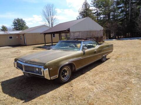 1969 Buick Electra for sale at Classic Car Deals in Cadillac MI