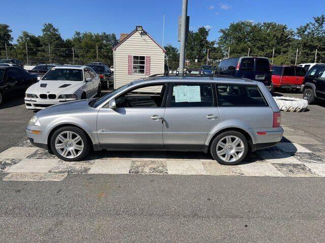 2005 Volkswagen Passat for sale at FUELIN FINE AUTO SALES INC in Saylorsburg PA