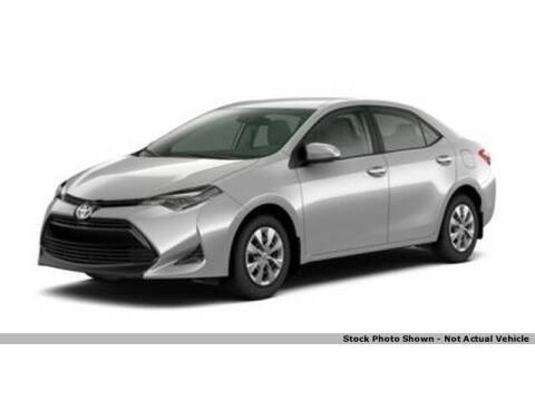 2019 Toyota Corolla for sale at Jeff Drennen GM Superstore in Zanesville OH