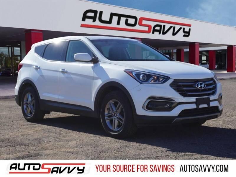 2017 Hyundai Santa Fe Sport for sale in Las Vegas, NV