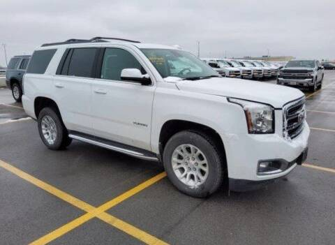 2020 GMC Yukon for sale at Rizza Buick GMC Cadillac in Tinley Park IL