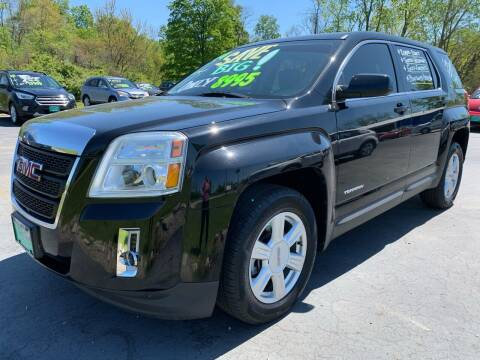 2014 GMC Terrain for sale at FREDDY'S BIG LOT in Delaware OH