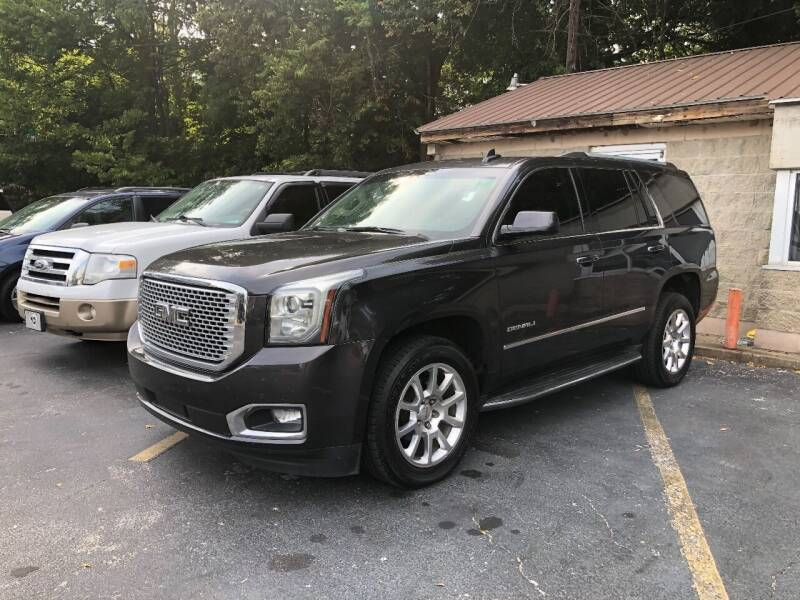 2015 GMC Yukon for sale at Butler's Automotive in Henderson KY