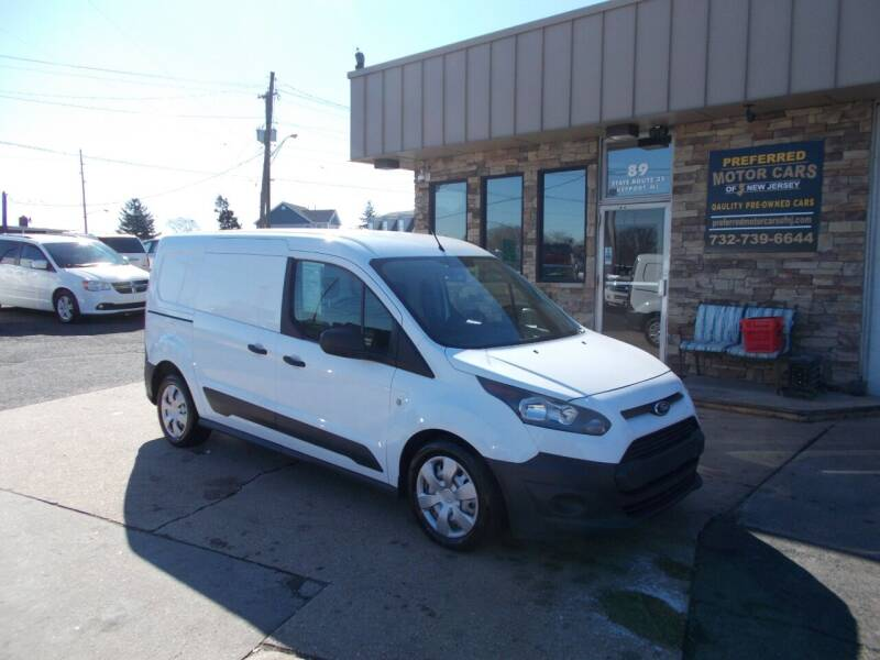 2014 Ford Transit Connect Cargo for sale at Preferred Motor Cars of New Jersey in Keyport NJ