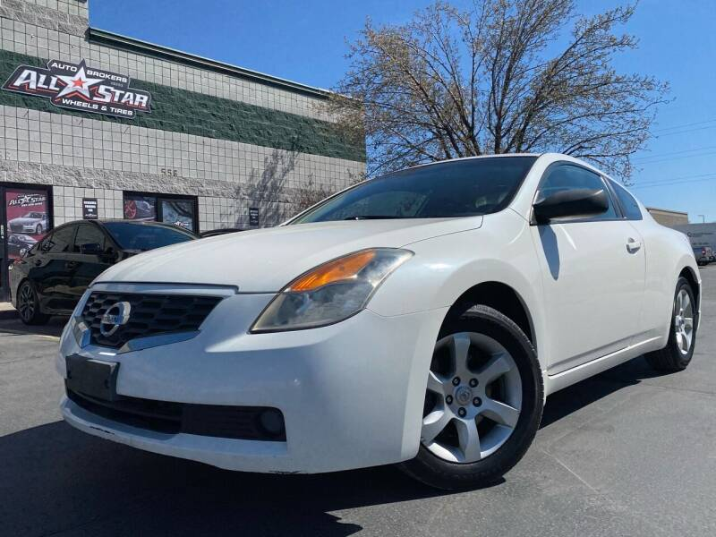 2008 Nissan Altima for sale at All-Star Auto Brokers in Layton UT