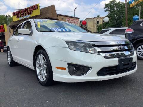 2012 Ford Fusion for sale at Active Auto Sales Inc in Philadelphia PA