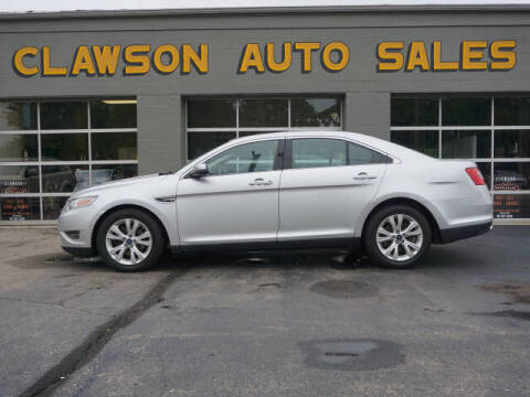 2010 Ford Taurus for sale at Clawson Auto Sales in Clawson MI