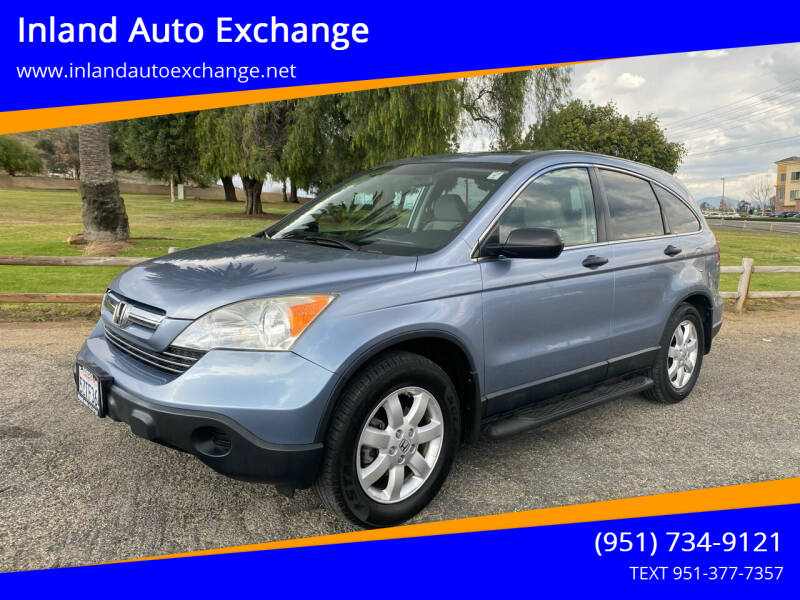 2007 Honda CR-V for sale at Inland Auto Exchange in Norco CA