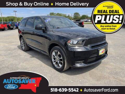 2019 Dodge Durango for sale at Autosaver Ford in Comstock NY
