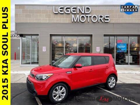 2015 Kia Soul for sale at Legend Motors of Waterford in Waterford MI