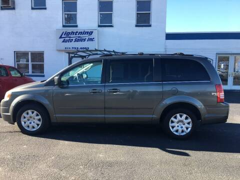 2010 Chrysler Town and Country for sale at Lightning Auto Sales in Springfield IL