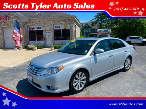 2011 Toyota Avalon for sale at Scotts Tyler Auto Sales in Wilmington IL