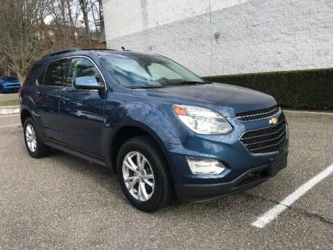 2017 Chevrolet Equinox for sale at Select Auto in Smithtown NY
