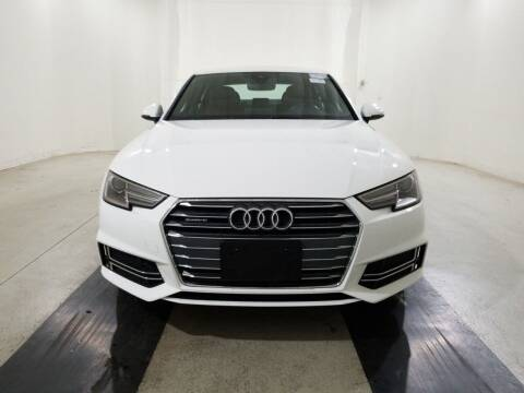 2017 Audi A4 for sale at Paradise Motor Sports LLC in Lexington KY