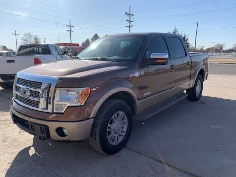 2012 Ford F-150 for sale at J & S Auto in Downs KS