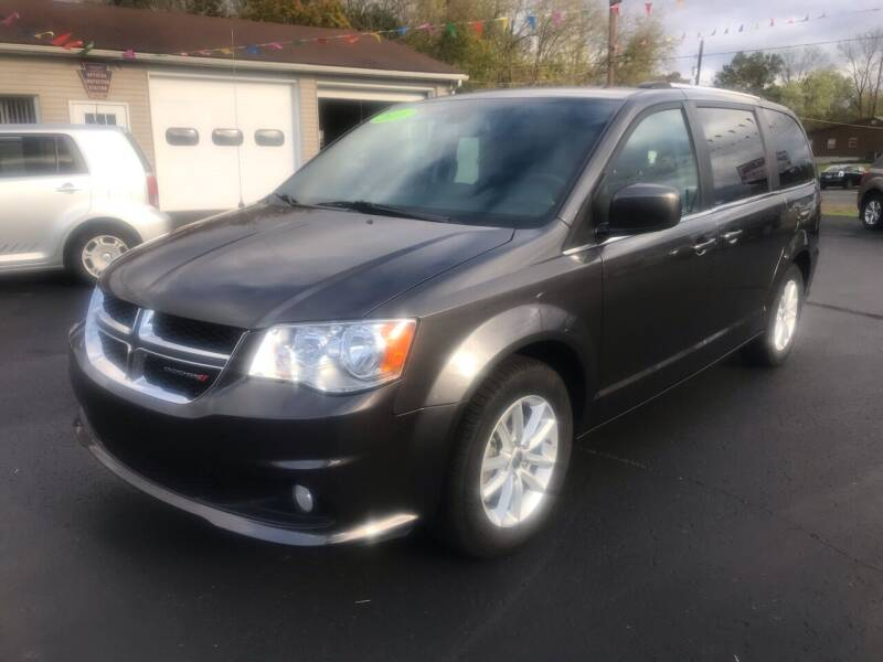 2018 Dodge Grand Caravan for sale at Baker Auto Sales in Northumberland PA