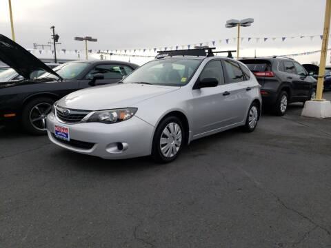 2008 Subaru Impreza for sale at Better All Auto Sales in Yakima WA