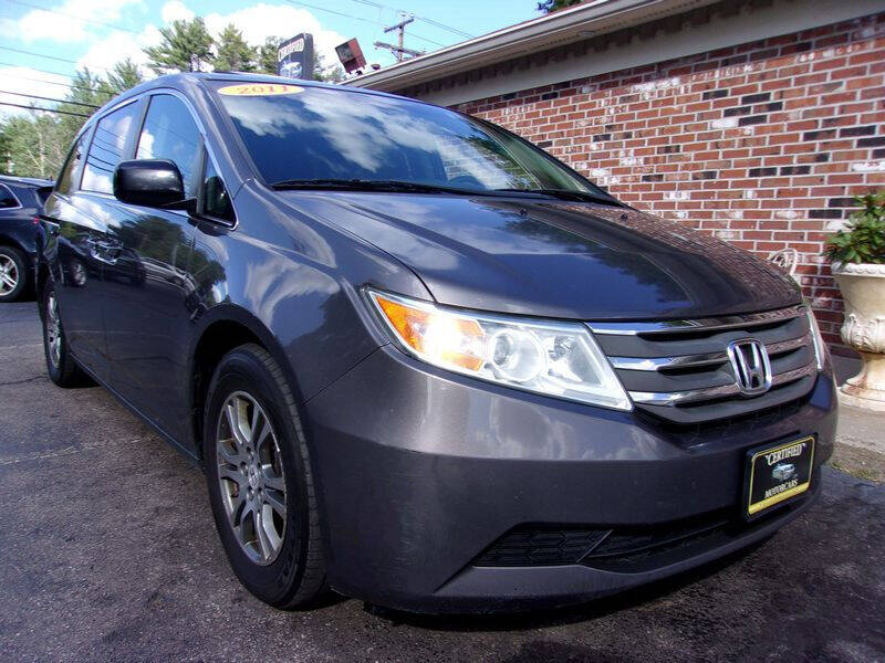2011 Honda Odyssey for sale at Certified Motorcars LLC in Franklin NH