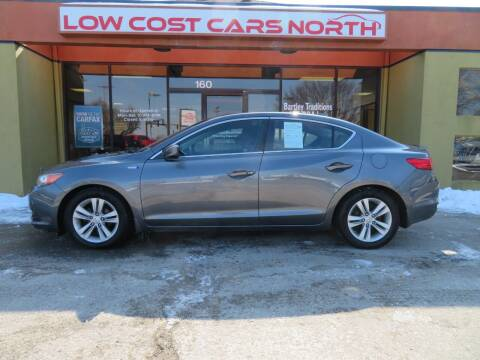 2013 Acura ILX for sale at Low Cost Cars North in Whitehall OH