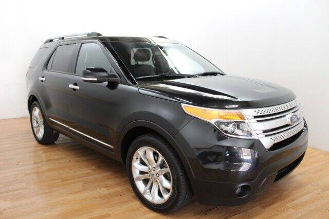 2015 Ford Explorer for sale at Paris Motors Inc in Grand Rapids MI