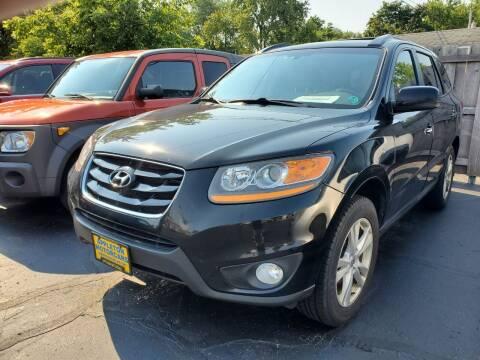 2010 Hyundai Santa Fe for sale at Appleton Motorcars Sales & Service in Appleton WI