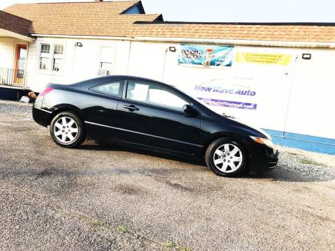 2011 Honda Civic for sale at New Wave Auto of Vineland in Vineland NJ
