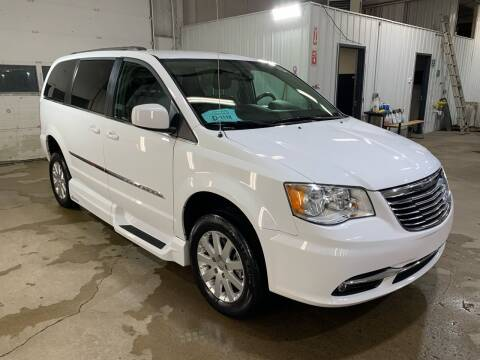 2016 Chrysler Town and Country for sale at Premier Auto in Sioux Falls SD