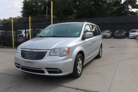 2012 Chrysler Town and Country for sale at F & M AUTO SALES in Detroit MI