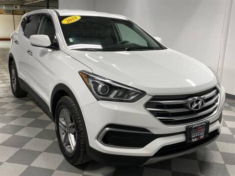 2018 Hyundai Santa Fe Sport for sale at Mr. Car LLC in Brentwood MD