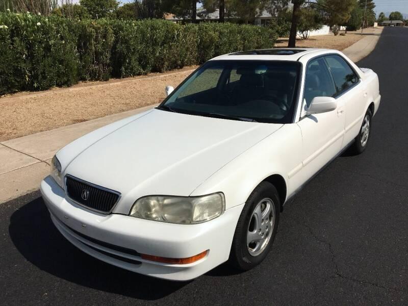 1997 Acura TL for sale at FAMILY AUTO SALES in Sun City AZ