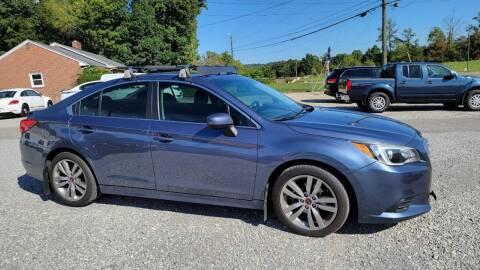 2016 Subaru Legacy for sale at 220 Auto Sales in Rocky Mount VA
