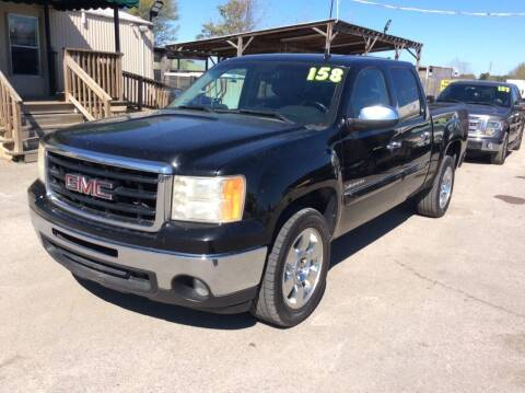 2011 GMC Sierra 1500 for sale at OASIS PARK & SELL in Spring TX