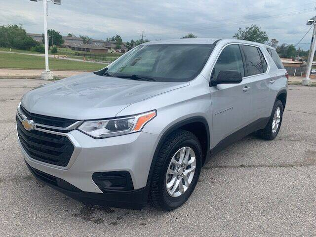 2019 Chevrolet Traverse for sale in Chickasha, OK