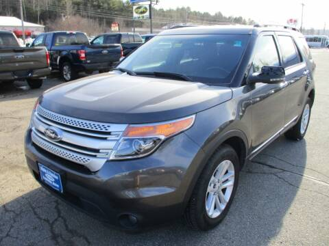 2015 Ford Explorer for sale at Ripley & Fletcher Pre-Owned Sales & Service in Farmington ME
