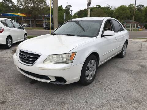 2009 Hyundai Sonata for sale at Popular Imports Auto Sales in Gainesville FL