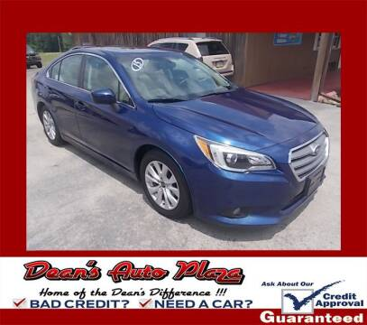 2015 Subaru Legacy for sale at Dean's Auto Plaza in Hanover PA