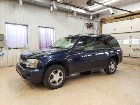 2007 Chevrolet TrailBlazer for sale at Sand's Auto Sales in Cambridge MN
