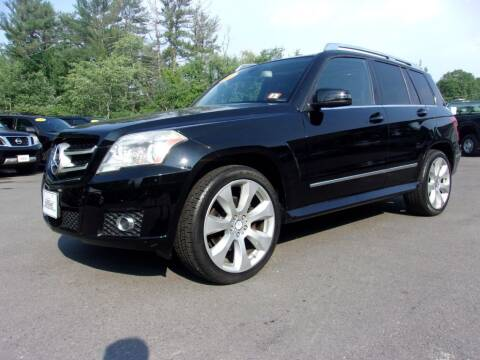 2010 Mercedes-Benz GLK for sale at Mark's Discount Truck & Auto in Londonderry NH
