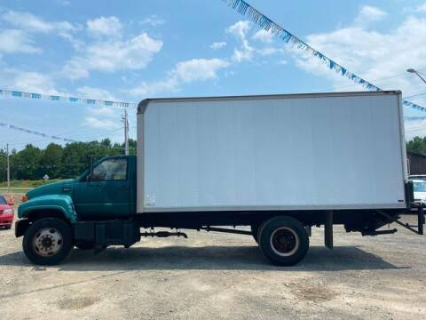 2000 GMC C7500 for sale at Upstate Auto Sales Inc. in Pittstown NY