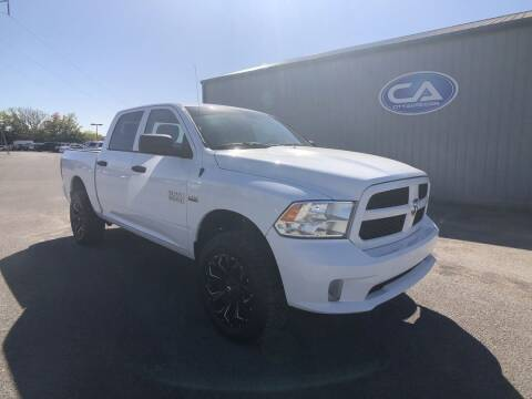 2014 RAM Ram Pickup 1500 for sale at City Auto in Murfreesboro TN