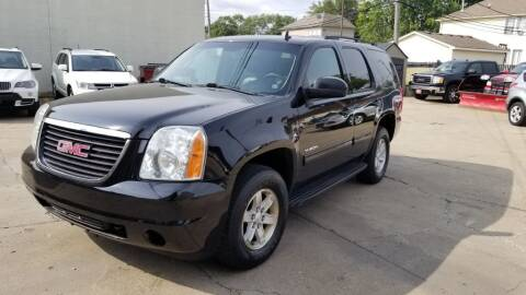 2013 GMC Yukon for sale at Madison Motor Sales in Madison Heights MI