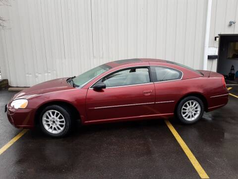 2005 Chrysler Sebring for sale at C & C Wholesale in Cleveland OH
