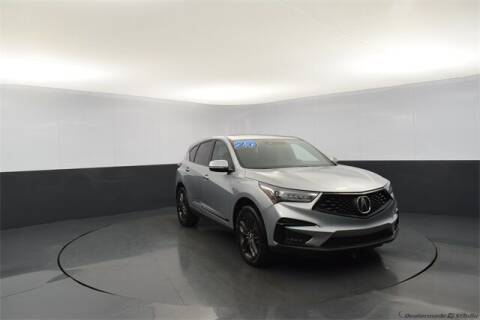 2020 Acura RDX for sale at Tim Short Auto Mall in Corbin KY