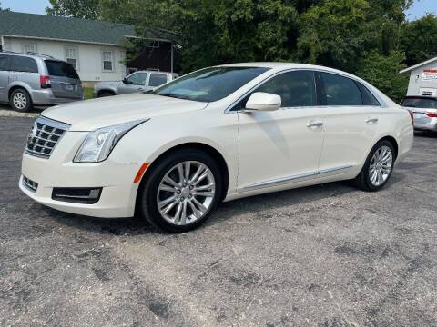2013 Cadillac XTS for sale at Dave's Auto Care & Sales LLC in Camdenton MO