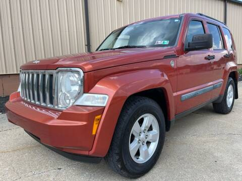 2009 Jeep Liberty for sale at Prime Auto Sales in Uniontown OH