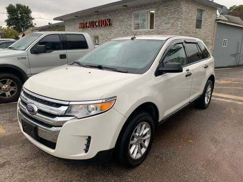 2013 Ford Edge for sale at MFT Auction in Lodi NJ
