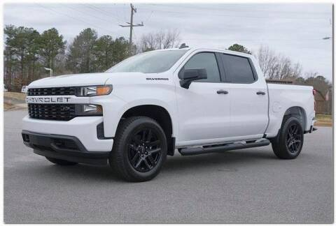 2021 Chevrolet Silverado 1500 for sale at WHITE MOTORS INC in Roanoke Rapids NC